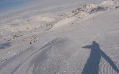 Ski & Speedriding à Palandoken et Konakli