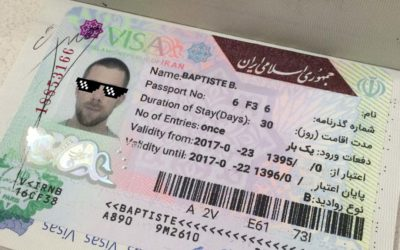 Apply for an Iranian Visa