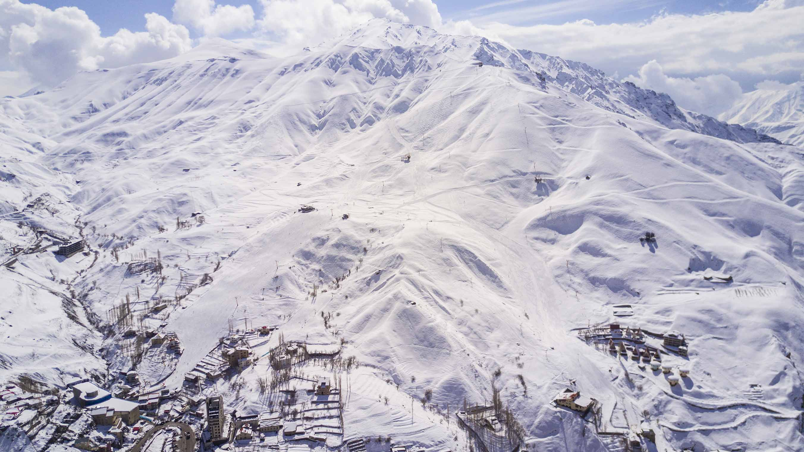 shemshak - ski resort in iran | ski of persia
