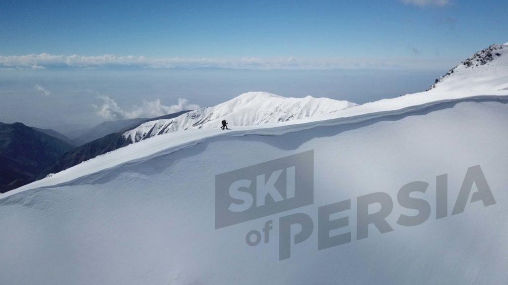Ski de randonnée vers Mashhad en Iran