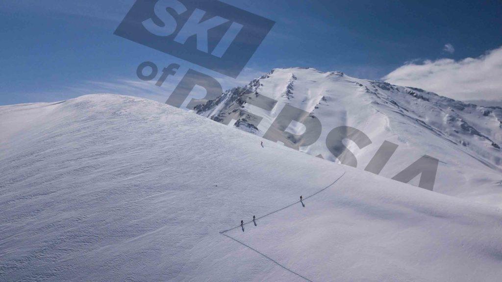 Ski de randonnée aux alentours des grandes stations de ski en Iran